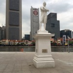 Raffles Statue(1)